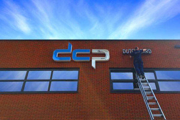 DCP lichtbak