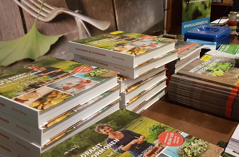 Boekenfeest met Rineke