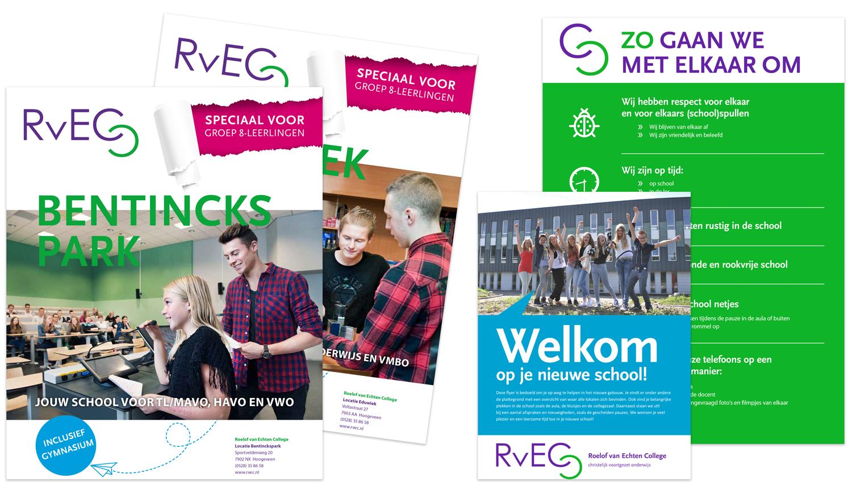 RvEC brochures